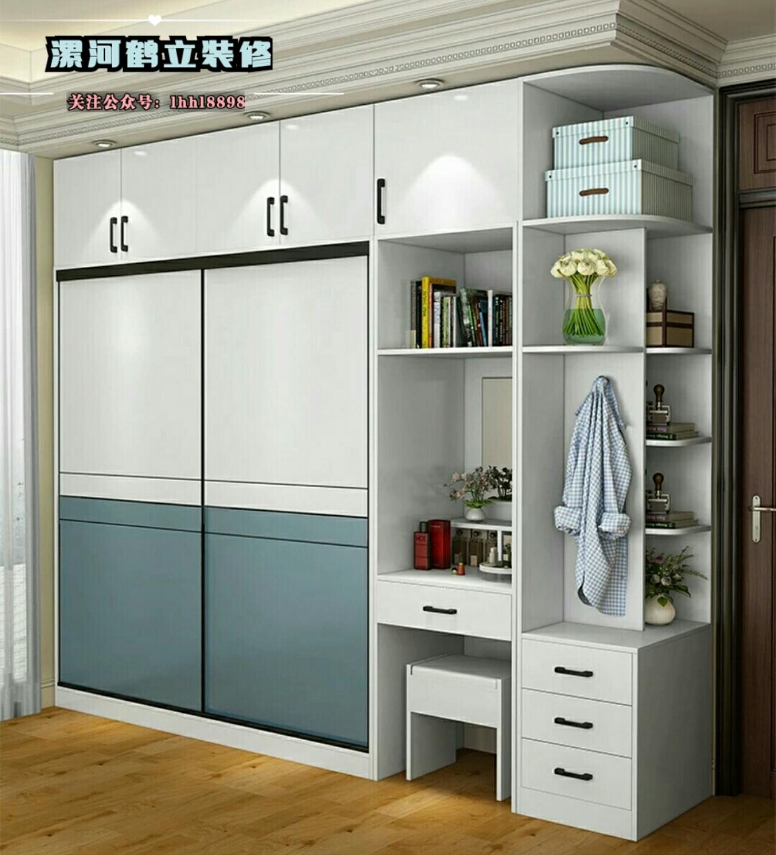 衣柜款式效果图